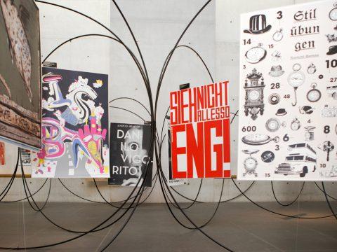 Neues Museum 100 beste Plakate 2011